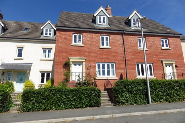 Thumbnail 4 bed property to rent in Elms Meadow, Winkleigh