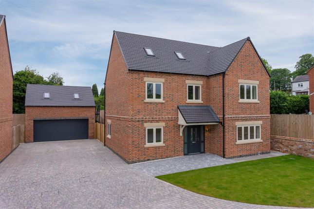 Thumbnail Detached house for sale in Worthington Lane, Newbold Coleorton, Coalville