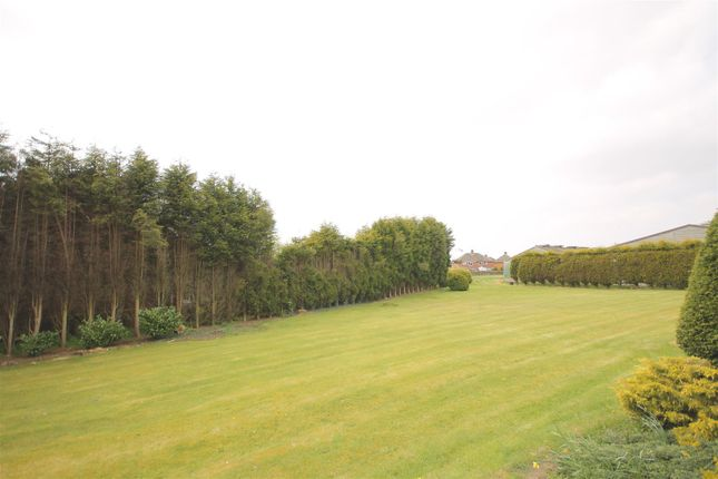 Land for sale in Manor Road, Brimington, Chesterfield