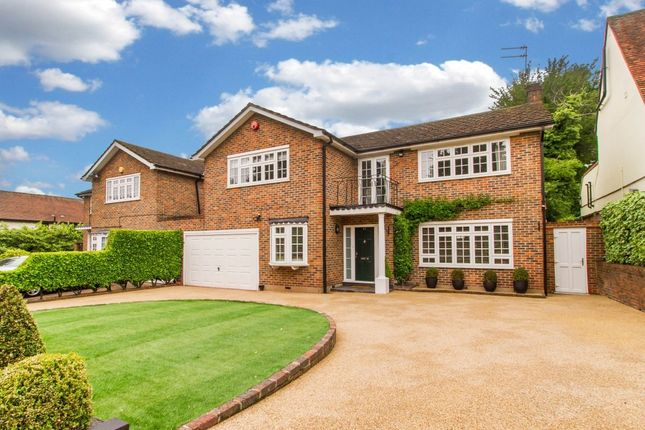 Detached house for sale in Church Lane, Loughton