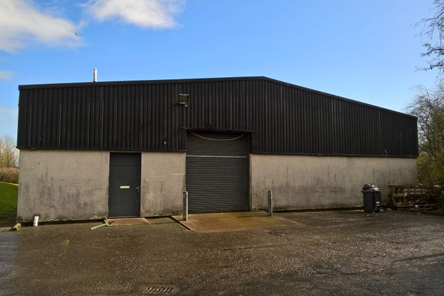 Thumbnail Light industrial for sale in Lochshore Industrial Estate, Caledonian Place, Glengarnock, Beith
