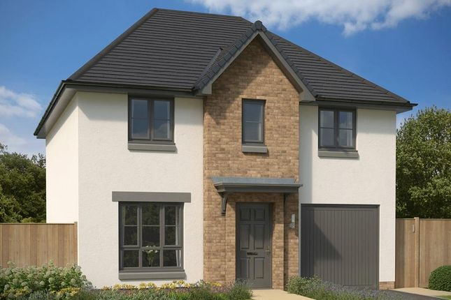 "Thumbnail Detached house for sale in ""Fenton"" at Countesswells Park Road, Countesswells, Aberdeen"