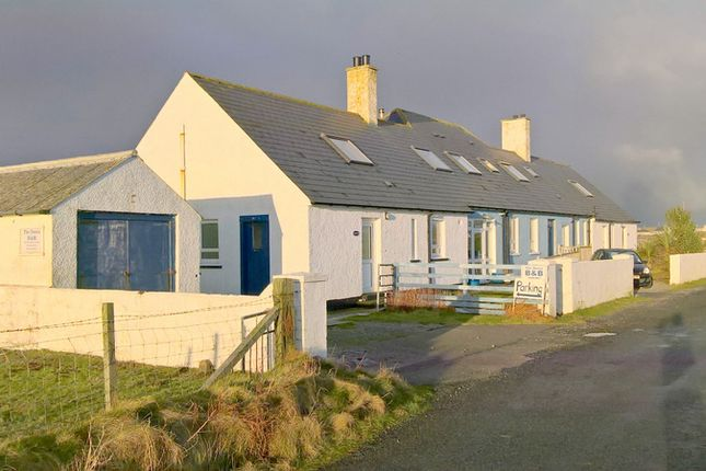 Leisure/hospitality for sale in The Decca, Self-Catering Cottages And Guest House, Lionel, Ness, Isle Of Lewis