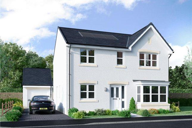 "Thumbnail Detached house for sale in ""Grant"" at Borthwick Castle Road, North Middleton, Gorebridge"
