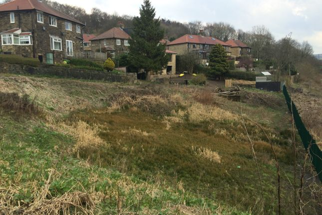Thumbnail Land for sale in Land Off Hallroyd Road, Todmorden