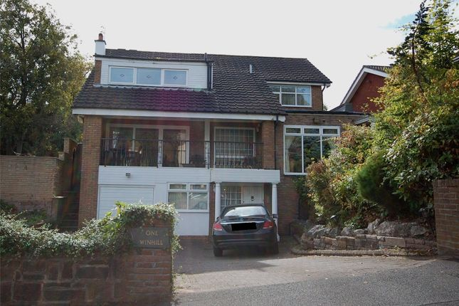 Thumbnail Detached house for sale in Winhill, Woolton, Liverpool