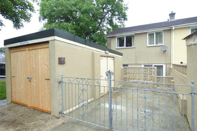 Thumbnail End terrace house for sale in Munro Court, Pembroke Dock, Pembrokeshire