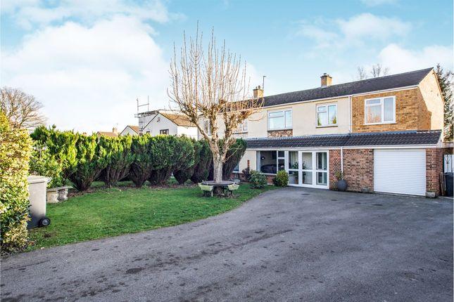 Thumbnail Semi-detached house for sale in Chambersbury Lane, Hemel Hempstead