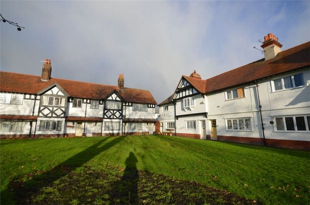 Thumbnail End terrace house to rent in Boundary Road, Port Sunlight, Wirral