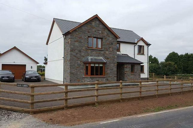 Thumbnail Detached house to rent in Penrhiwpal, Rhydlewis