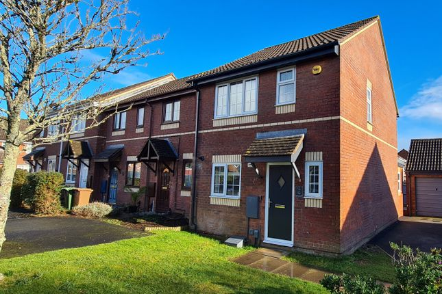 3 bed end terrace house for sale in Trewithy Court, Plymouth PL6