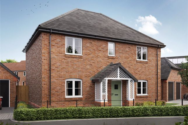 Thumbnail Detached house for sale in Bishops Meadows, Winchester Road, Bishops Waltham, Southampton