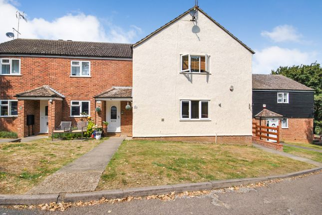 Thumbnail Flat for sale in Leat Close, Sawbridgeworth, Hertfordshire