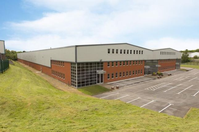Thumbnail Warehouse to let in Unit 1, Rosevale Business Park, Unit 1, Rosevale Road, Newcastle Under Lyme