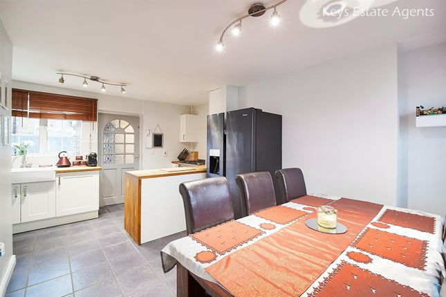 Kitchen/Diner of Ridgway Drive, Blythe Bridge, Stoke-On-Trent ST11
