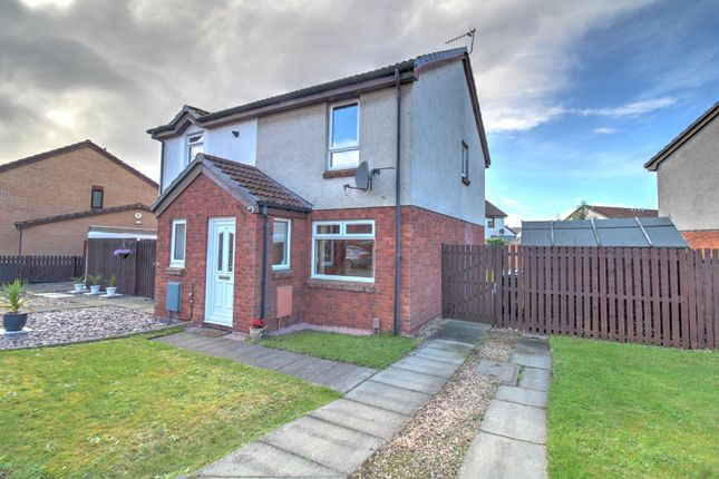 Thumbnail Semi-detached house for sale in Dornal Drive, Troon