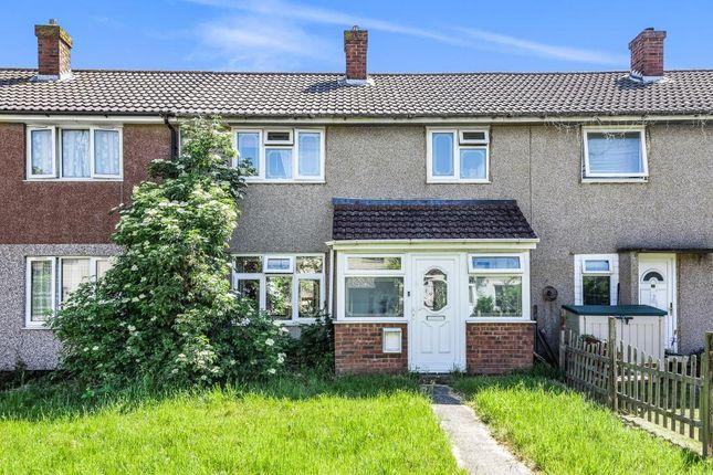 Terraced house for sale in Belgrave Road, Aylesbury, Buckinghamshire