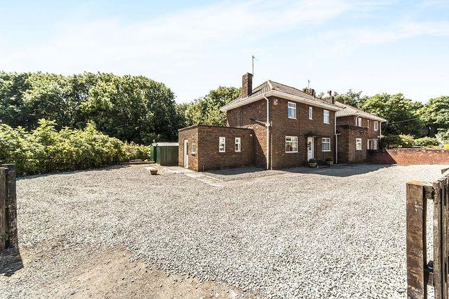 Thumbnail Detached house for sale in Kingsway Villas, Pelton, Chester Le Street