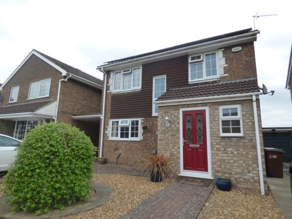 Thumbnail Detached house for sale in Obelisk Rise, Kingsthorpe, Northampton, Northamptonshire