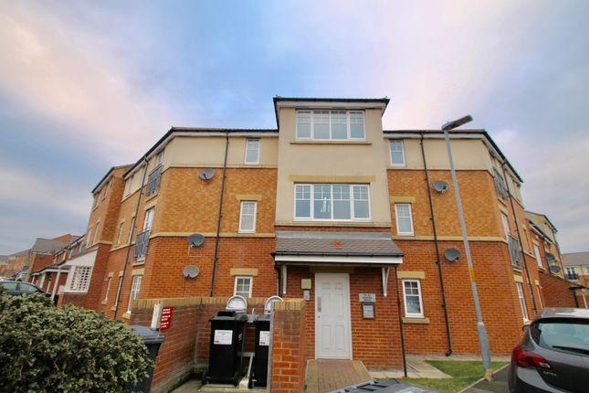 Thumbnail Flat to rent in Foster Drive, Felling, Gateshead, Tyne & Wear