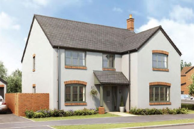 Thumbnail Detached house for sale in Off Micklehome Drive, Alrewas, Burton-On-Trent