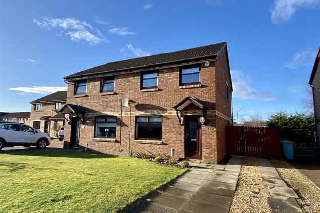 3 bed property for sale in Vallantine Crescent, Uddingston, Glasgow G71