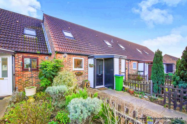 Thumbnail Terraced house for sale in Grotto Road, Weybridge