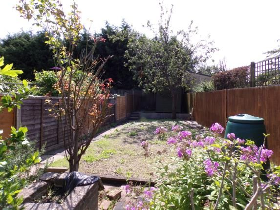 Garden of Meredith Road, Rowley Fields, Leicester, Leicestershire LE3