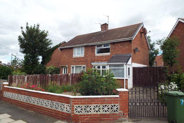 Thumbnail Semi-detached house to rent in Avonmouth Road, Farringdon, Sunderland