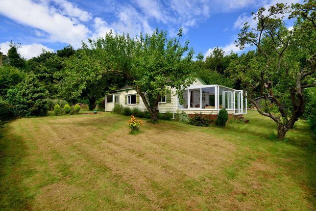 1 bed detached bungalow for sale in Wootton Lane, Wootton, Canterbury