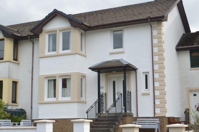 Thumbnail Terraced house for sale in Village Apartments, Main Street, Lochgoilhead, Argyll And Bute