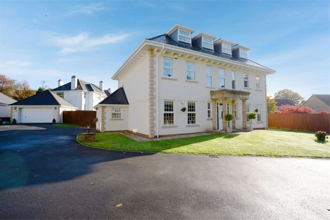5 bed detached house for sale in Cwrt Ty Gwyn, Llangennech, Llanelli, Carmarthenshire SA14