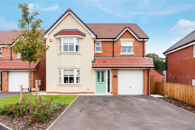 Thumbnail Detached house for sale in Netherwood Avenue, Castleford