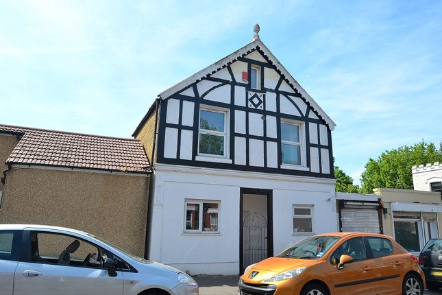 Thumbnail Detached house to rent in Clive Road, London