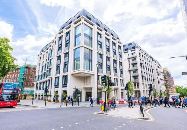 Thumbnail Flat for sale in Strand, Covent Garden