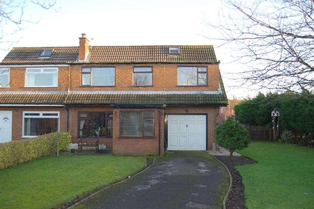 Thumbnail Property for sale in Pennine Gardens, Preston