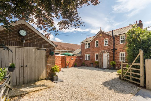 Thumbnail Detached house for sale in Bashley, New Forest, Hampshire