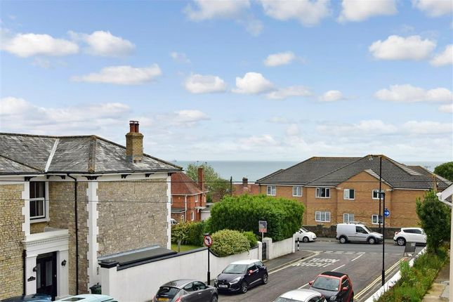 Views To Front of Royal Crescent, Sandown, Isle Of Wight PO36