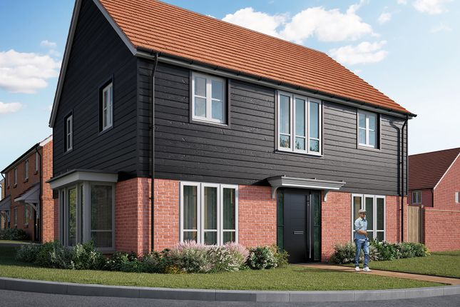 """Thumbnail Detached house for sale in """"The Penshurst """" at Mill Road, Hailsham"""
