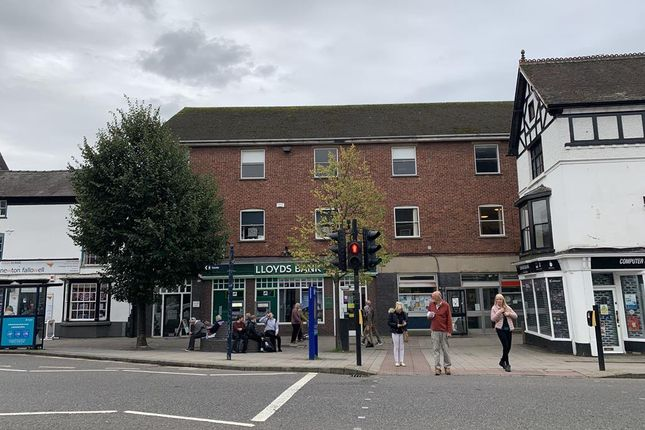 Thumbnail Office to let in Floor, 42-48 Market Street, Ashby De La Zouch, Leicestershire