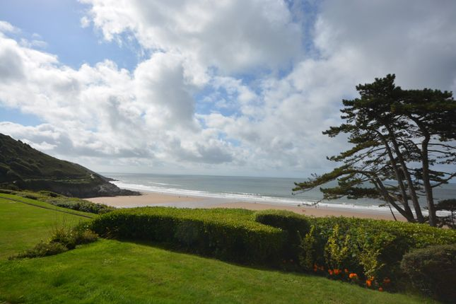 Thumbnail Property for sale in Caswell Road, Caswell Bay, Swansea
