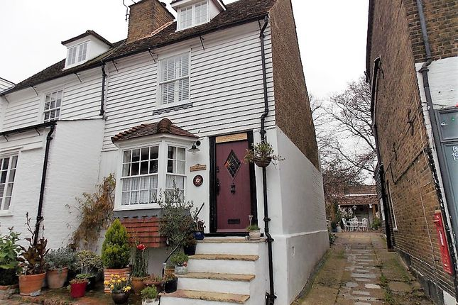 Thumbnail End terrace house for sale in High Street, Upper Upnor