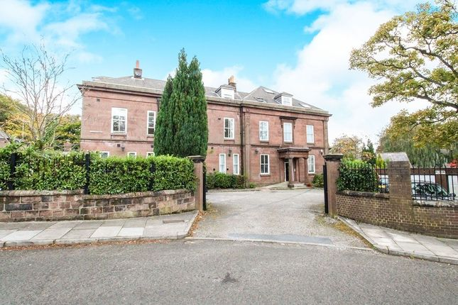 Thumbnail Flat to rent in Church Road, Woolton, Liverpool