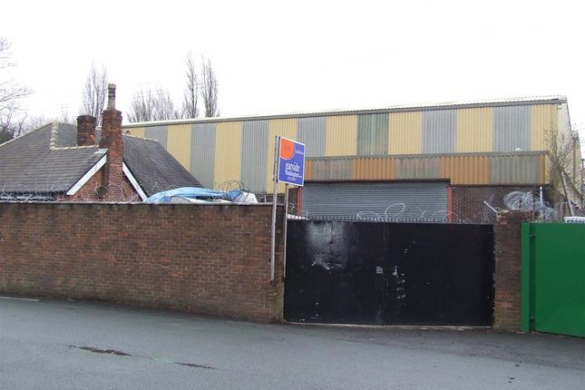 Thumbnail Industrial to let in Talbot Street, Blakewater Road, Preston