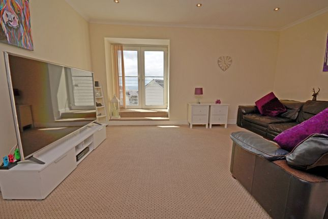 Thumbnail Flat for sale in Auchamore Road, Dunoon, Argyll