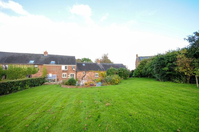 4 bed barn conversion for sale in Marston Common, Ashbourne