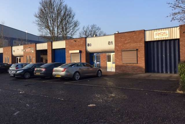 Thumbnail Commercial property to let in Washford Industrial Estate, Redditch, Worcs