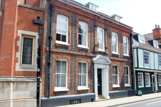 Thumbnail Town house for sale in Northgate Street, Ipswich