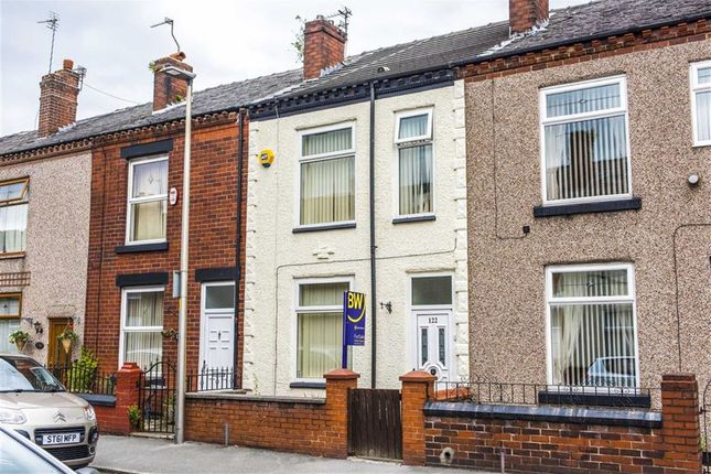 3 bed terraced house for sale in Gordon Street, Leigh, Lancashire