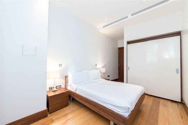 Bedroom of Parkview Residence, 219 Baker Street, London NW1
